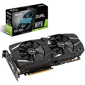 ASUS TURBO-GTX1060-6G GeForce GTX 1060 6GB GDDR5 - Tarjeta ...
