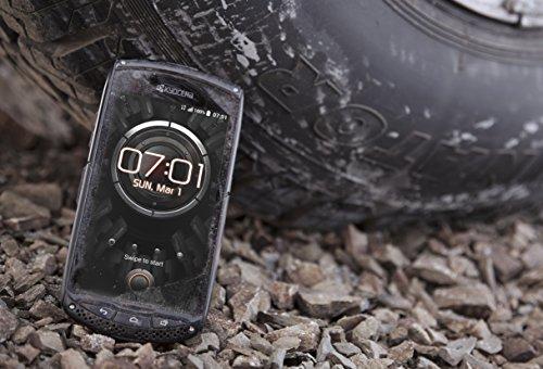 Kyocera KC-S701 Torque - Smartphone libre Android  pantalla 4 5   c  mara 8 Mp  16 GB  Quad-Core 1 4 Ghz  2 GB RAM   negro