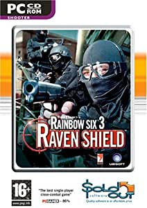 Rainbow Six 3: Raven Shield (PC CD)