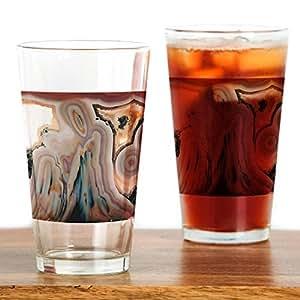 Cafepress–agata fetta–Bicchiere da birra, bicchiere, 16oz. Clear