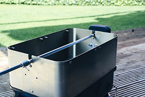 Weber Holzkohlegrill Go Anywhere : Weber go anywhere grill outdoor propane grills for camping überall