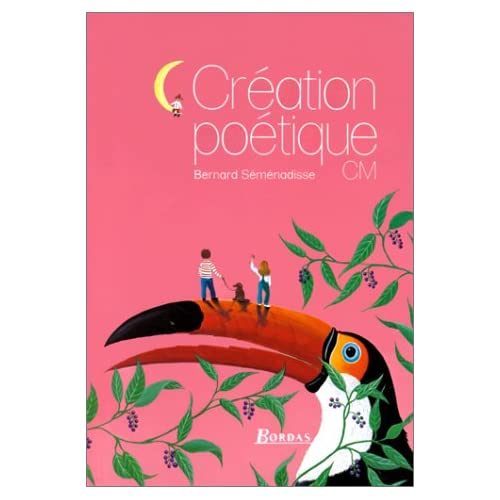 Création poétique : C.M.