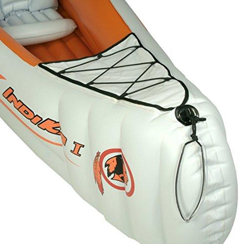 Blueborn Boat Indika Kajak im Test und Preis-Leistungsvergleich - 7