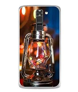 Fuson Designer Back Case Cover for LG K7 :: LG K7 Dual SIM :: LG K7 X210 X210DS MS330 :: LG Tribute 5 LS675 (someone who tells something new)