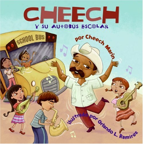 Cheech y su autobus escolar/ Cheech the School Bus Driver por Cheech Marin