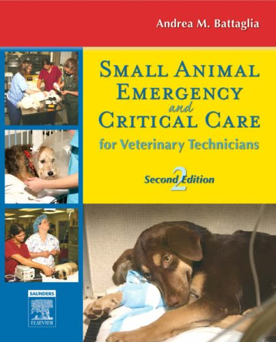 Small Animal Emergency and Critical Care for Veterinary Technicians, 2e