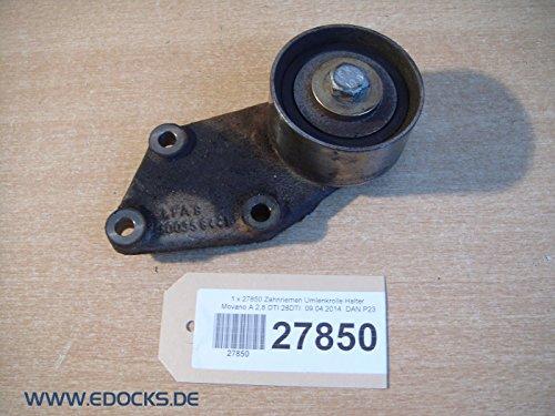 Preisvergleich Produktbild Zahnriemen Umlenkrolle Rolle Halter Movano A 2,8 DTI 28DTI Opel