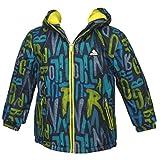 Longboard Lup jne fluo jacket cadet - Blouson - Jaune fluorescent - Taille 6ans