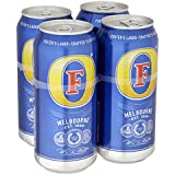 Foster's Lager Beer Can, 4 x 440ml