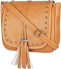 Mango Star Women's PU Sling Bag