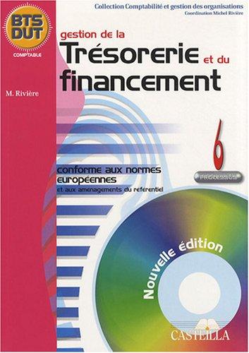 Gestion de la trésorerie et du financement BTS/DUT : Processus 6