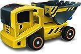 InproSolar 2164Vehicle Kit Spielzeug und Wissenschaft Kit für Kinder–Spielzeug und Wissenschaft Kits für Kinder (Renewable Energy, Vehicle Kit, 10Jahr (E), Kinder/Mädchen, Gelb, Kunststoff)