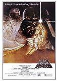 Star Wars Poster (68,5cm x 101,5cm) + Original tesa Powerstrips® (1 Pack/20 Stk.)
