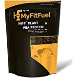 Myfitfuel Plant Pea Protein Isolate - 500 Gm (Unflavored)