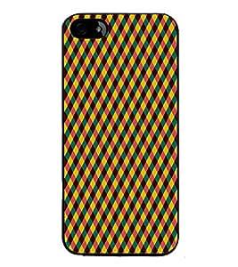 PrintVisa Wrinkle Rod High Gloss Designer Back Case Cover for Apple iPhone 4