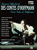 Offenbach - Des contes d'Hoffmann (Some Tales of Hoffmann) / Nagano, Galvez-Vallejo, Dessay, Lyon Opera [Import USA Zone 1]