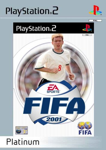 FIFA 2001 Platinum PlayStation2 - Very Good Condition