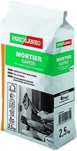 ParexGroup 2873 Mortier rapide 2,5 kg