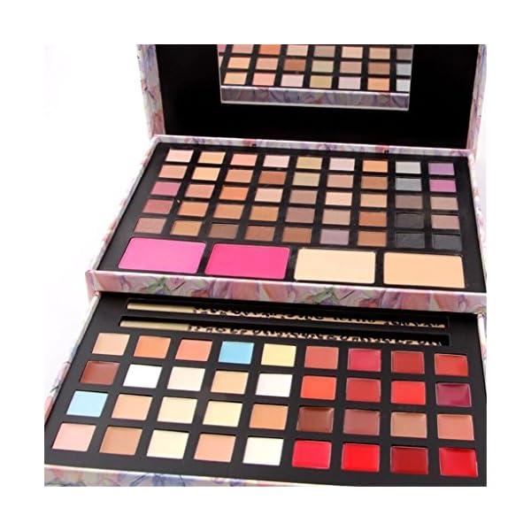 FantasyDay® 132 Colores Paleta de Maquillaje Cosmético Maquillaje Set Juego de Maquillaje Profesional Belleza de Regalos…