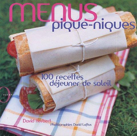 Menus pique-niques par David Herbert