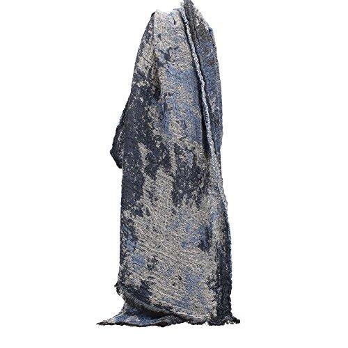 Bikkembergs Bik17620 Sciarpa Donna Viscosa Blu Blu TU