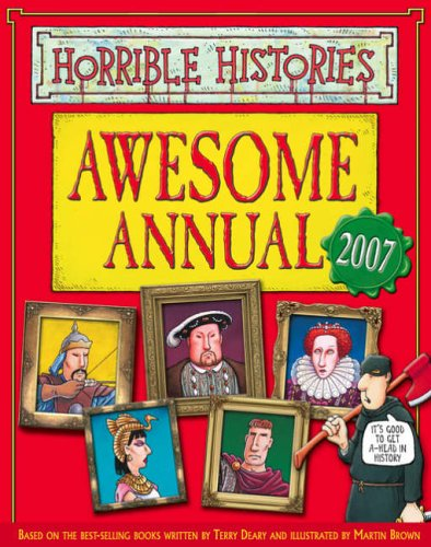 Awesome Annual 2007