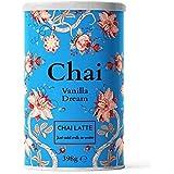 Nordic Roast | Chai Latte Tea | Vanilla Dream | 398g | Instant chai thee poeder mix, gekruide zwarte thee met melk, om er thu