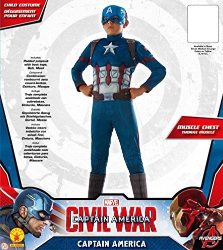 Imagen de capitan america civil war estreno en cines 29 abril 2016  disfraz capitan america premium cw alternativa