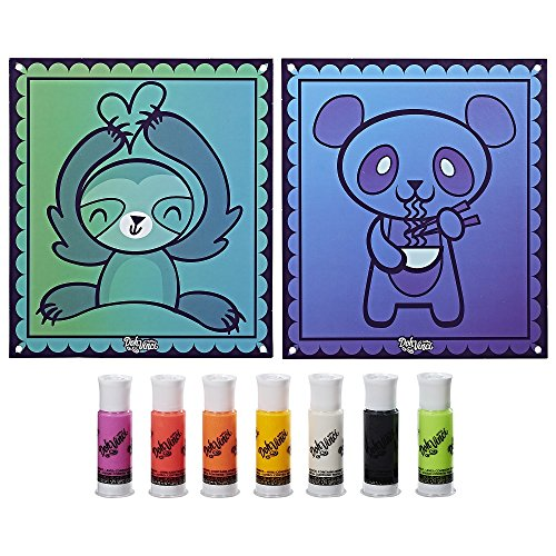 Hasbro Doh Vinci Meine Kunstwerke Kreative Figuren (C1615)