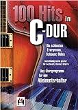 100 Hits in C-Dur - Band 1 (Die schönsten Evergreens, Schlager, Oldies): Die schönsten Evergreens, Schlager, Oldies. Songbook für Klavier, Gesang, Gitarre ( 17. Januar 2014 )