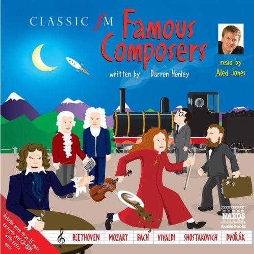 Famous Composers  Audiolibri