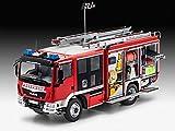 Revell Modellbausatz LKW 1:24 - Feuerwehr MAN TGM / Schlingmann HLF 20 VARUS 4x4 im Maßstab 1:24, Level 4, originalgetreue Nachbildung mit vielen Details, Truck, 07452 für Revell Modellbausatz LKW 1:24 - Feuerwehr MAN TGM / Schlingmann HLF 20 VARUS 4x4 im Maßstab 1:24, Level 4, originalgetreue Nachbildung mit vielen Details, Truck, 07452