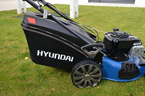 HYUNDAI Benzin-Rasenmäher LM4601G B&S mit Mulchfunktion - 5