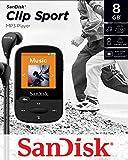 SanDisk Clip Sport 8 GB MP3 Player - Black