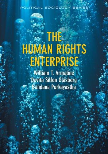 The Human Rights Enterprise: Political Sociology, State Power, and Social Movements (English Edition) (T Bandana)