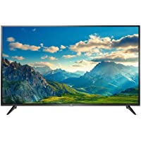 TCL 107.88 cm (43 inches) 4K LED UHD Smart TV 43P65US (Black)