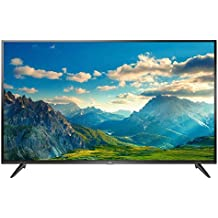TCL 107.88 cm (43 inches) 4K LED UHD Smart TV 43P65US (Black)