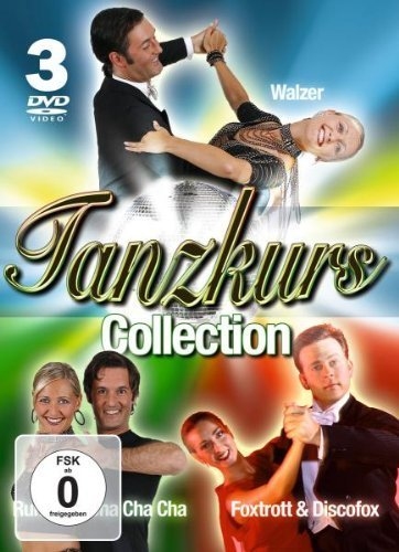 Tanzkurs Collection [3 DVDs]