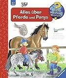 Alles über Pferde und Ponys (Wieso? Weshalb? Warum?, Band 21) - Andrea Erne