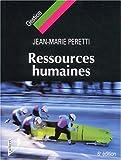 Ressources humaines. 6ème édition - Vuibert - 09/10/2001