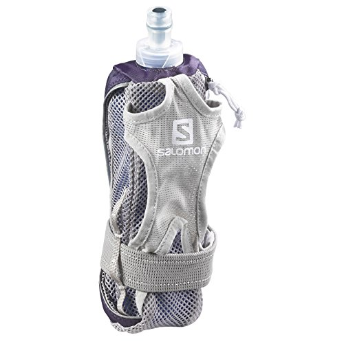 Salomon, – Cantimplora (0,5 l), incluye 500 nl Soft Flask, Hydro mano set, lila/blanco, l39334100
