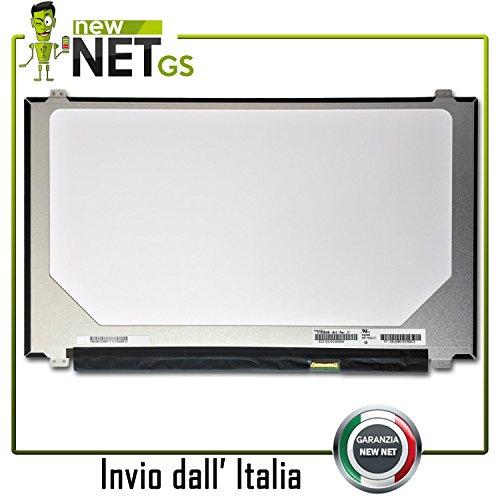'Bildschirm Display kompatibel für Notebook 15.6LED LP156WHU tp-bh 30Pin in unten A rechts Newnet