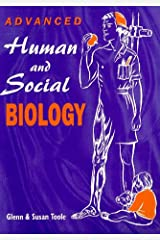 Advanced Human and Social Biology Paperback