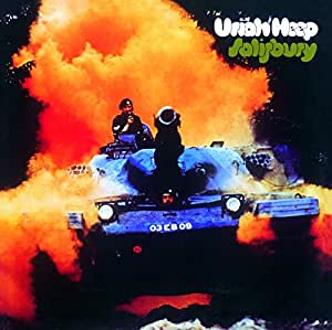 Salisbury-Expanded- [Vinyl LP]