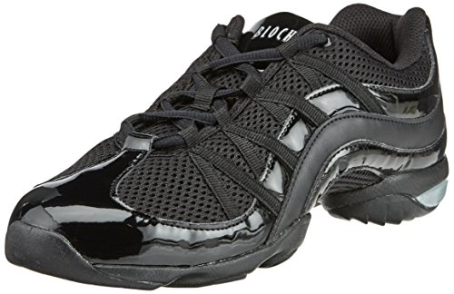 Bloch S0523 Wave Tanz Sneaker, Schwarz EU 38.5, UK Ad 5.5, US 8.5