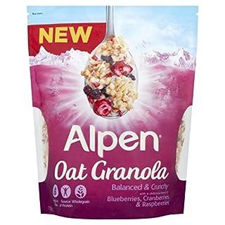 Alpen Multi Fruit Oat Granola, 375 g