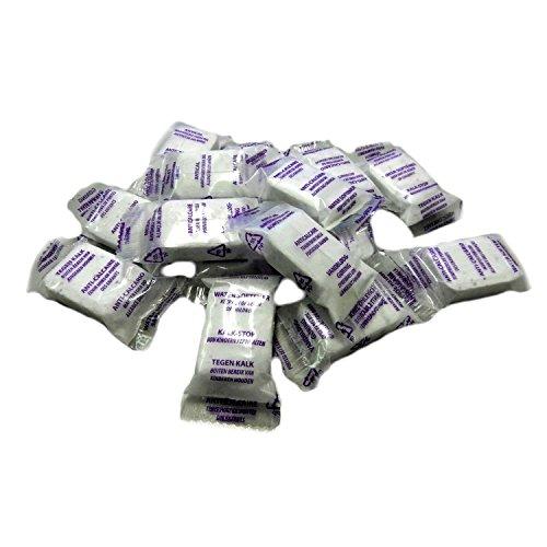 10 kg (500 Stück) Kalkstopptabs Bruchware, Wasserenthärter Tabs, gegen Kalk und Schmutz in der Waschmaschine deutsche Markenware für jede Waschmaschine geeignet