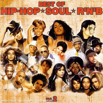 Best Of Hip Hop Soul & R'N'B /Vol.2