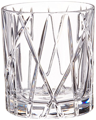 Orrefors City, Old Fashioned Whisky Gläser (6310340) Old Fashioned Gläser