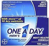 Best Multivitamin Supplement For Men - One-A-Day Men's Multivitamin Multimineral Supplement, 100 Tabs Review